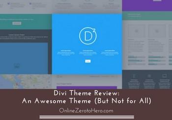 divi theme review