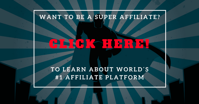 Want to be a Super affiliate