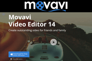 movavi recommended editor