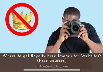 royalty free images for websites
