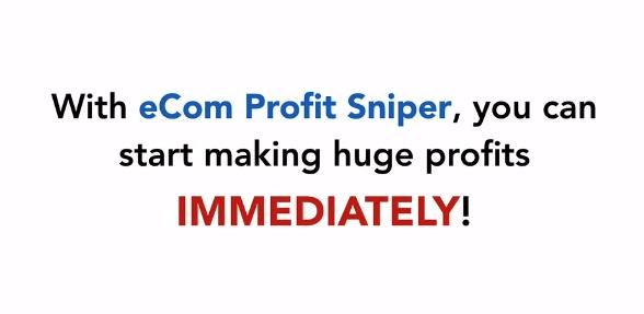 start making money immediately