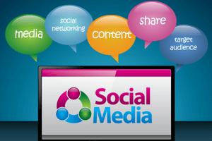 promote store on social media