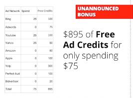 free-ad-credits