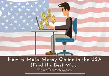 How To Make Money Online In The Usa