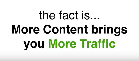 more content claim
