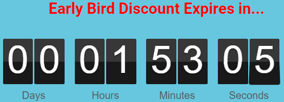 wp auto content early bird discount
