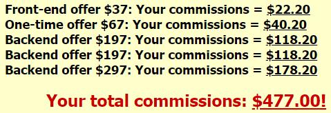 autopilot profits affiliate commissions