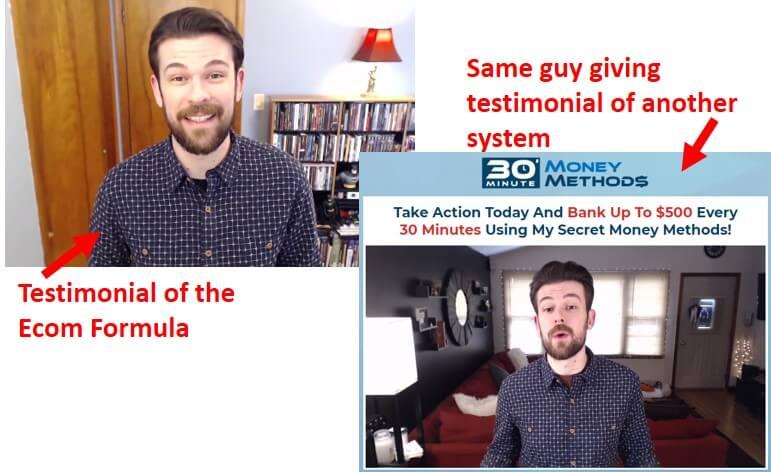 fake testimonial proof 2