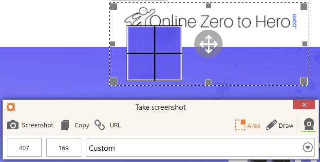 icecream screenshot taker example