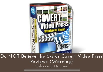 covert video press review header