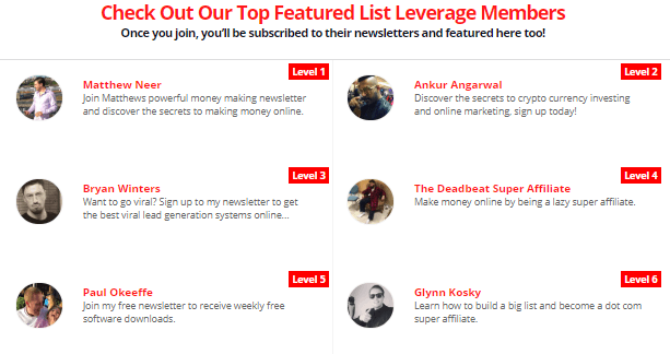 list leverage review really free and automatic warning