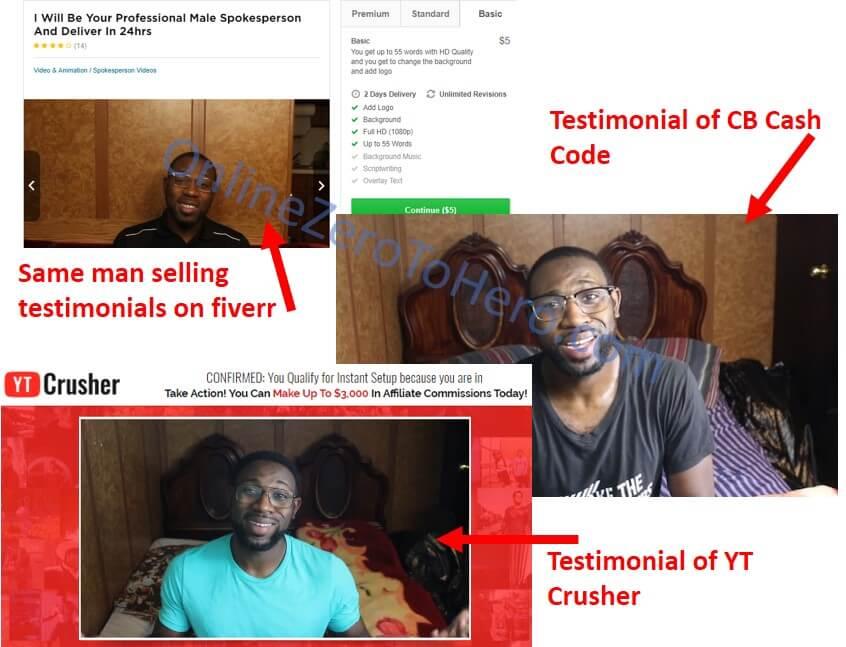 yt crusher fake testimonial 2