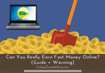 can you earn fast money online header
