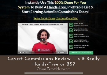 covert commissions review header