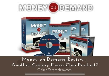 Money on Demand Review – Another Crappy Ewen Chia Product?