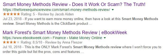 positive smart money methods reviews
