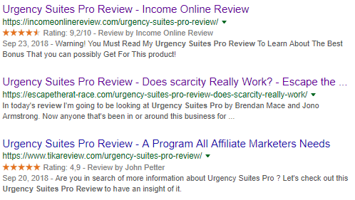 positive urgency suites pro reviews example