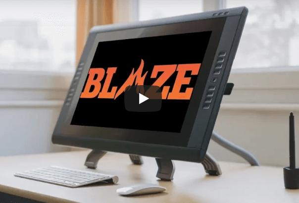 blaze method video training