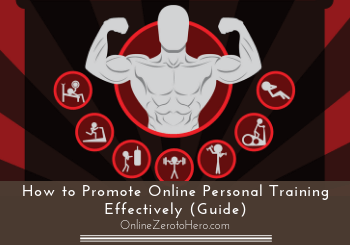 how to promote online personal training header