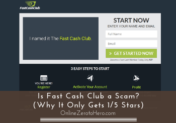 is fast cash club a scam review header