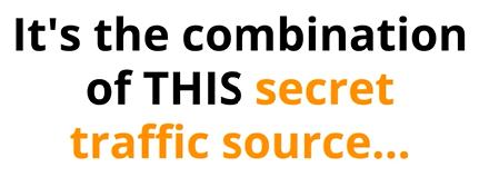 secret affiliate traffic method
