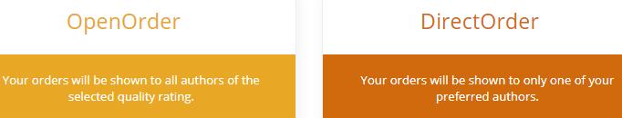 textbroker order types