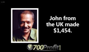 700 profit club testimonial