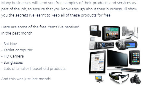 free products to sm manager examples