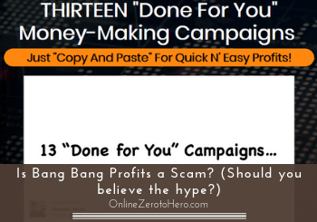 Is Bang Bang Profits a Scam? (Should you believe the hype?)
