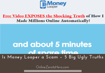 is money looper a scam header