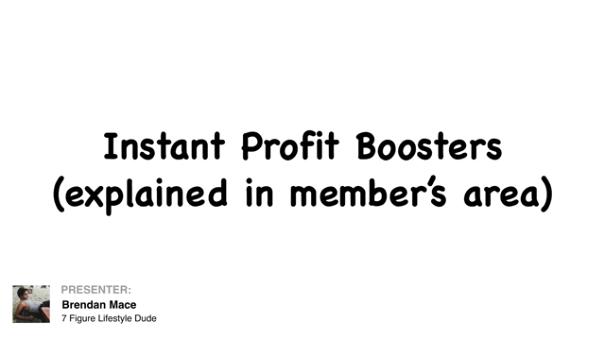 profit booster bang bang profits