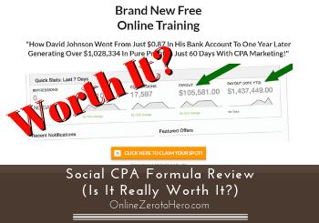 social cpa formula review header
