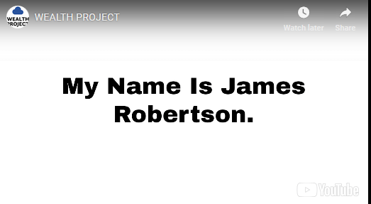 wealth project james robertson