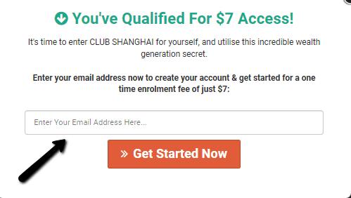 club shanghai form