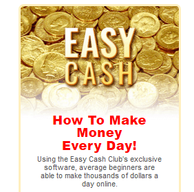 easy cash club easy money