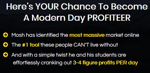easy profiteer