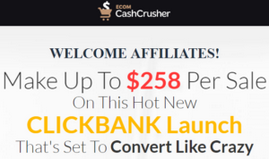 ecom cash crusher affiliate commissions