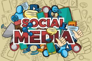 free social media traffic symbol
