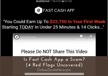 Is Fast Cash App a Scam? (4 Red Flags Uncovered)