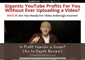 Is Profit Injector a Scam? (An In-Depth Review)