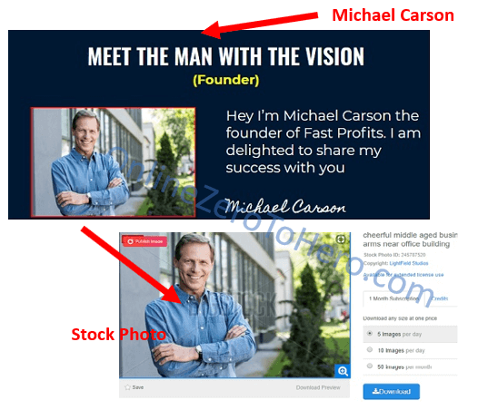 michael carson stock photo fast profits online