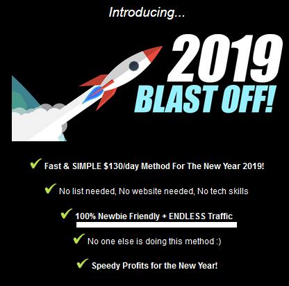newbie friendly 2019 blast off review