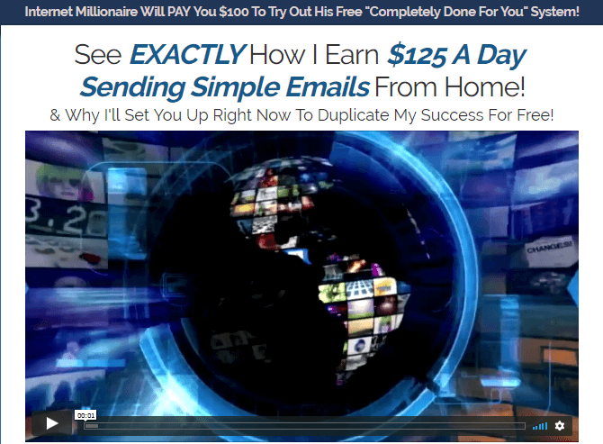 news intro instant email empire