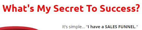 secret 5K formula