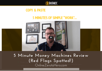 5 minute money machines review header