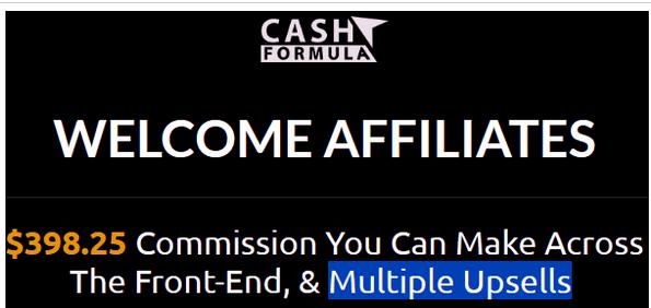 cash formula affiliates