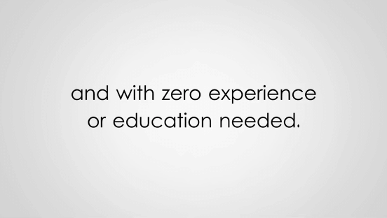 income magnet zero experience