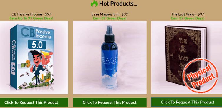 moolavine products