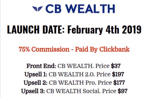 upsells cb wealth