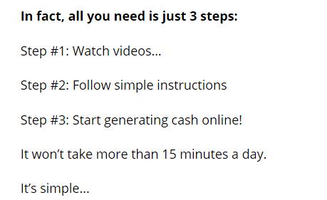 easy steps profit genesis 2.0
